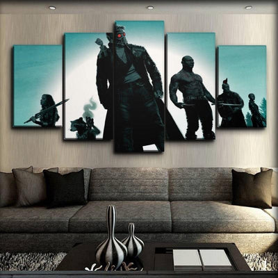 Guardians of the Galaxy  - Volume 2 Art Work - Canvas Monsters