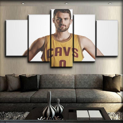 Kevin Love - Cavs Yellow Jersey Profile