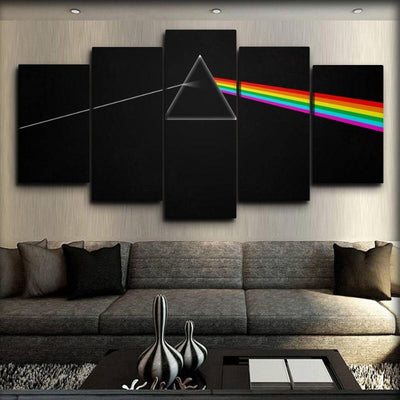Pink Floyd - The Dark Side of the Moon - Canvas Monsters