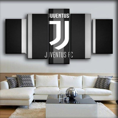 Juventus F.C - Canvas Monsters