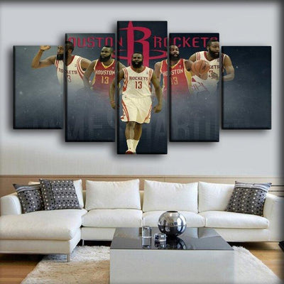 Rockets 12 - Canvas Monsters