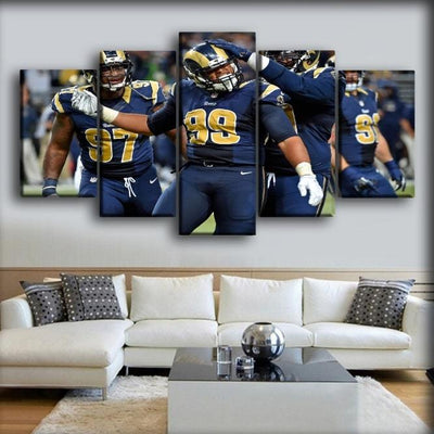 Los Angeles Rams - The Monster