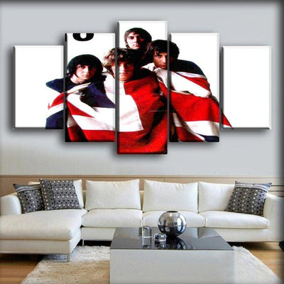 The Who - The Union Jack Blanket