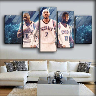 OKC 4 - Canvas Monsters