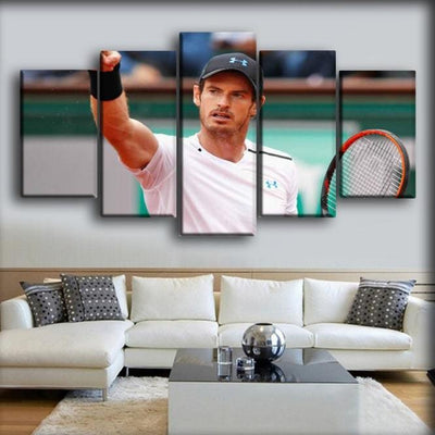 Andy Murray  - 13 - Canvas Monsters