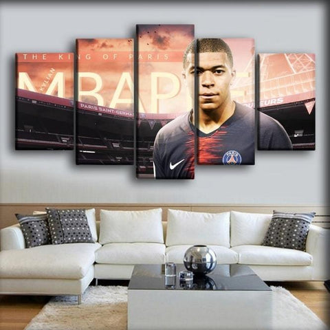 Image of Paris Saint-Germain - The King Of Paris