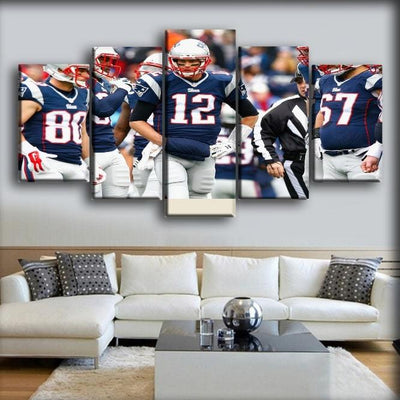New England Patriots - Never Give Up