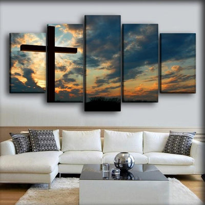 Jesus 1 - Canvas Monsters