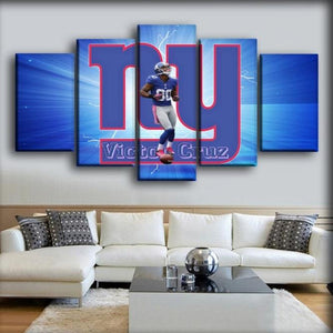 New York Giants - Victor Cruz