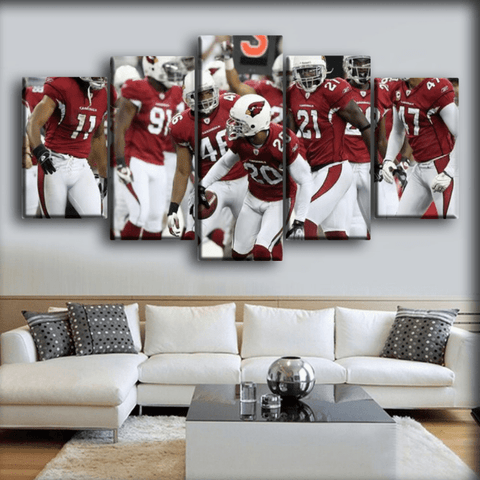 Arizona Cardinals - Team Celebration