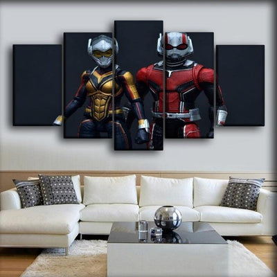 Ant man - Marvel Legends - Canvas Monsters