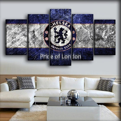 Chelsea - Pride Of London - Canvas Monsters