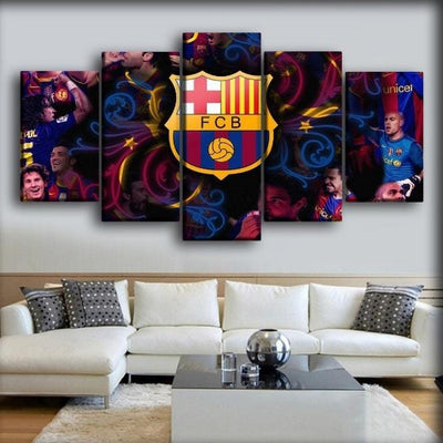 Barcelona - Team Background