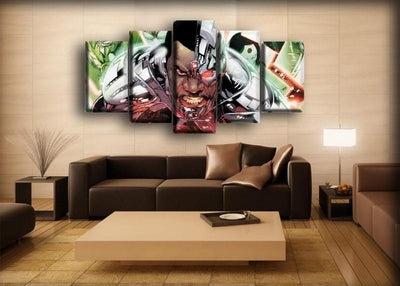 Cyborg - DC Comics - Canvas Monsters