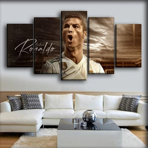 Image of Real Madrid - Magnificent Ronaldo