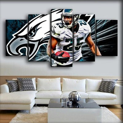 Philadelphia Eagles - 25 - Canvas Monsters