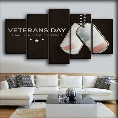 Military Veteran - Thank You For Our Freedom