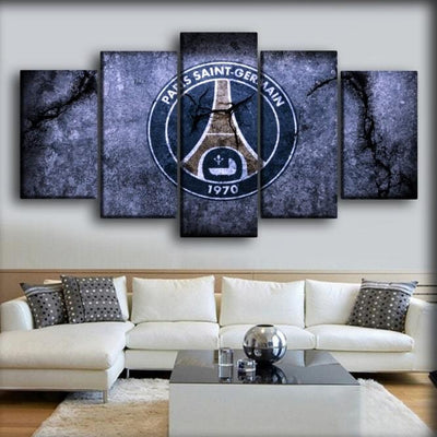 Paris Saint-Germain - Cracked Wall Design