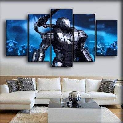 War Machine - Sixth Scale Figure - Canvas Monsters