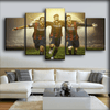 Barcelona - The Deadly Trio - Canvas Monsters