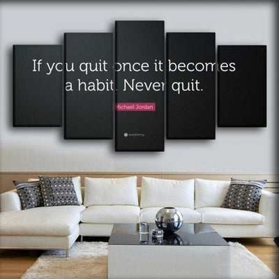 Motivational - Never Quit Michael Jordan