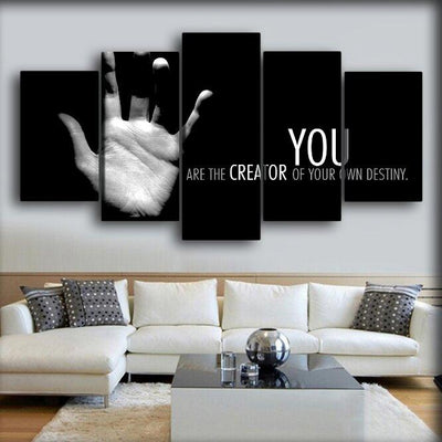 Motivational - Creator Of Your Own Destiny