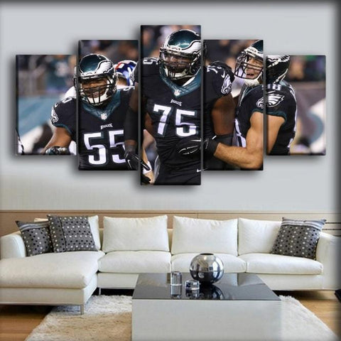 Philadelphia Eagles - The Trio