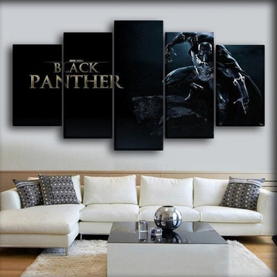 Black Panther - Interesting Facts - Canvas Monsters