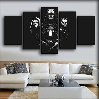 Star Wars - The Sith Rhapsody - Canvas Monsters