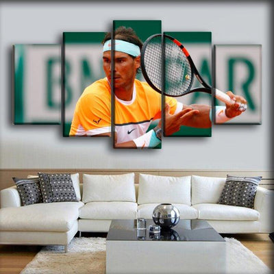 Rafael Nadal - 6 - Canvas Monsters