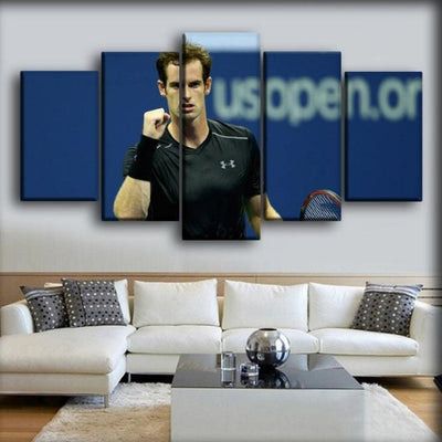 Andy Murray  - 2