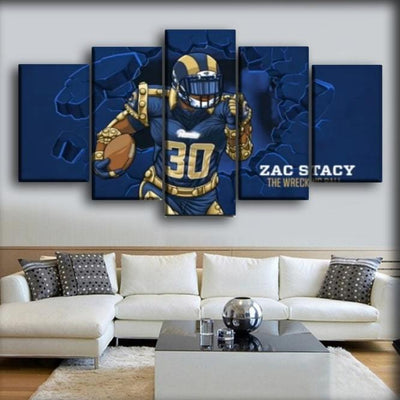 Los Angeles Rams - Zac Stacy