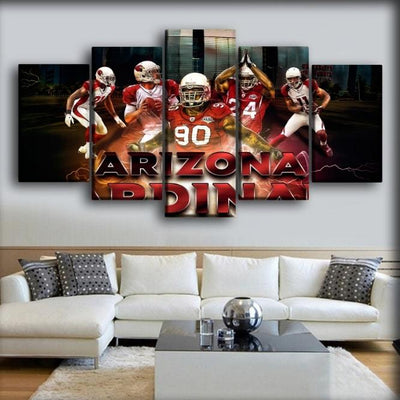 Arizona Cardinals - The Dream Team - Canvas Monsters