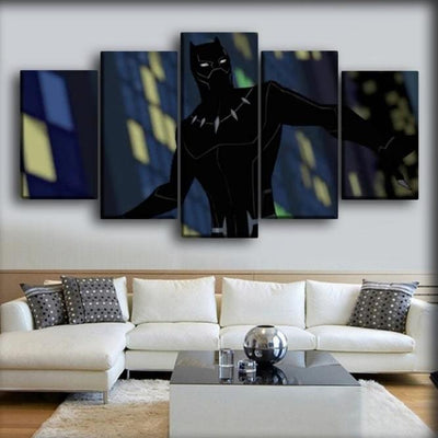 Black Panther - The Animated Version