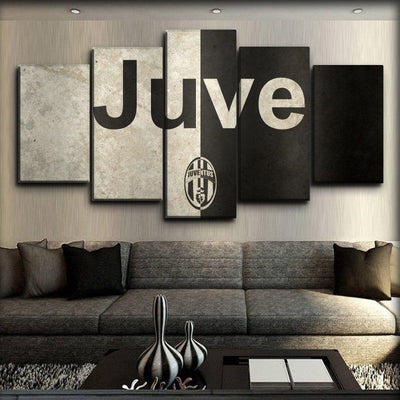 Juventus FC - Canvas Monsters