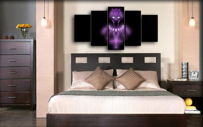 Black Panther - Illuminating Purple