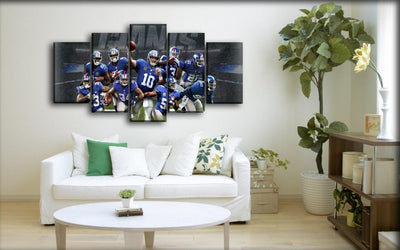New York Giants - Team Canvas