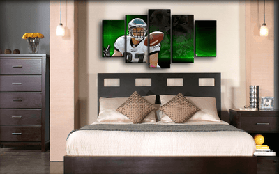 Philadelphia Eagles - Eagles Flying High - Canvas Monsters