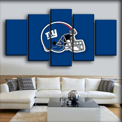 NY Giants - Big Blue - Canvas Monsters