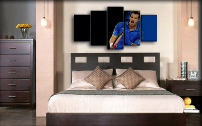 Andy Murray  - 3 - Canvas Monsters