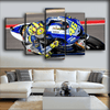 MotoGP - VR46 (Valentino Rossi) - Canvas Monsters