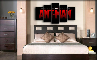 Ant man - Base On The Comic Book - Canvas Monsters