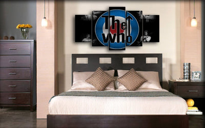 The Who - With The Band - Canvas Monsters
