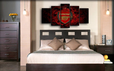 Arsenal - We Believe - Canvas Monsters