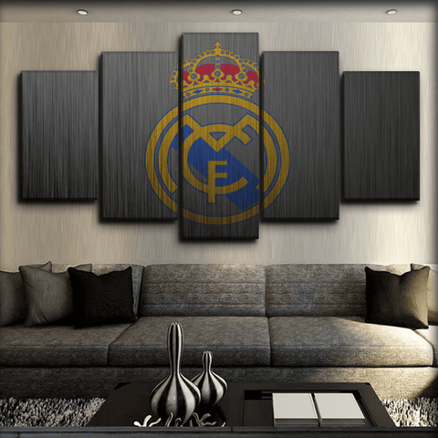 Image of Real Madrid - Vintage Wall