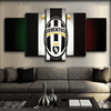 Juventus - King Of Italy - Canvas Monsters