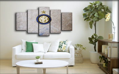 Inter Milan 1 - Canvas Monsters