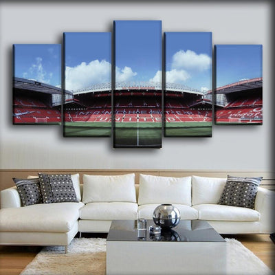 Theatre Of Dreams - Home Of United - Canvas Monsters