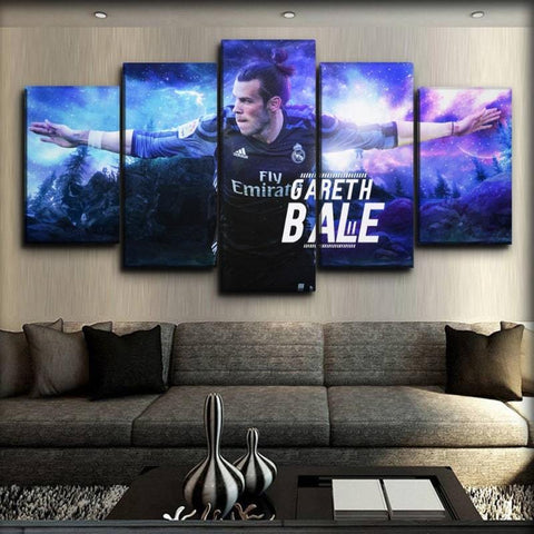 Image of Real Madrid - Gareth Bale The Cannon