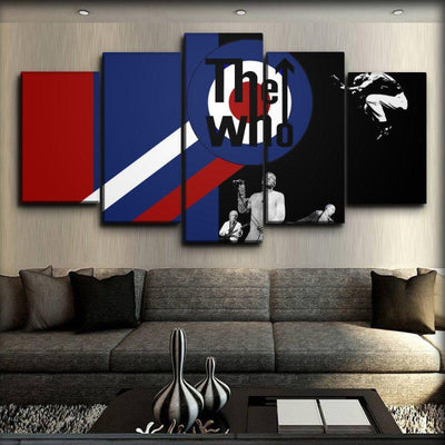 The Who - Jump and Rock - Canvas Monsters